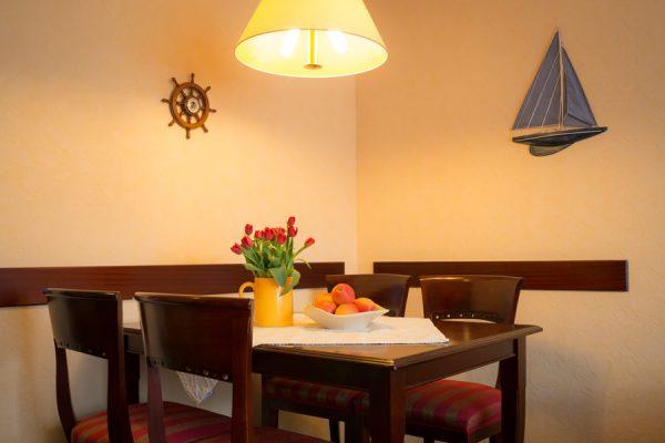 Ostseebad Baabe auf Rügen – Appartement im Ferienhaus Hanseatic auf Mönchgut