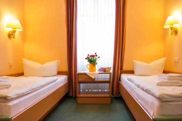 Rügen-Apartment im Ferienhaus Hanseatic – Fewo in Baabe auf der Halbinsel Mönchgut