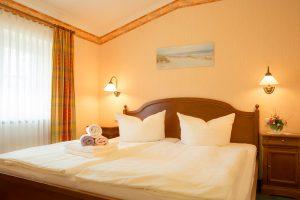 Appartements im Ostseebad Baabe auf der Insel Rügen – 2-Raum-Appartement mit Schlafzimmer von der Villa Hanseatic