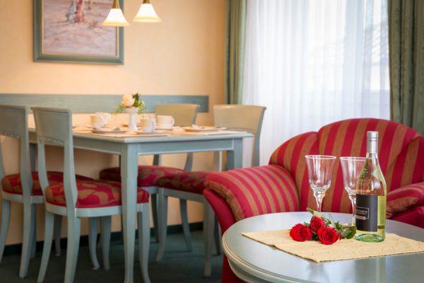 Ostseebad Baabe auf der Insel Rügen – Ferienwohnung im Apartmenthaus Hanseatic