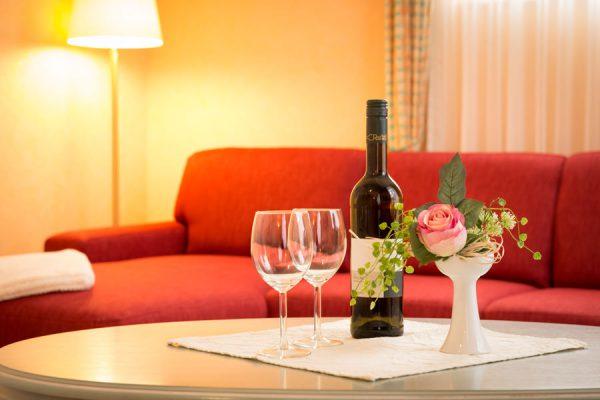 Ostseeurlaub in Baabe auf der Insel Rügen – Ferienwohnung im Apartmenthaus Hanseatic