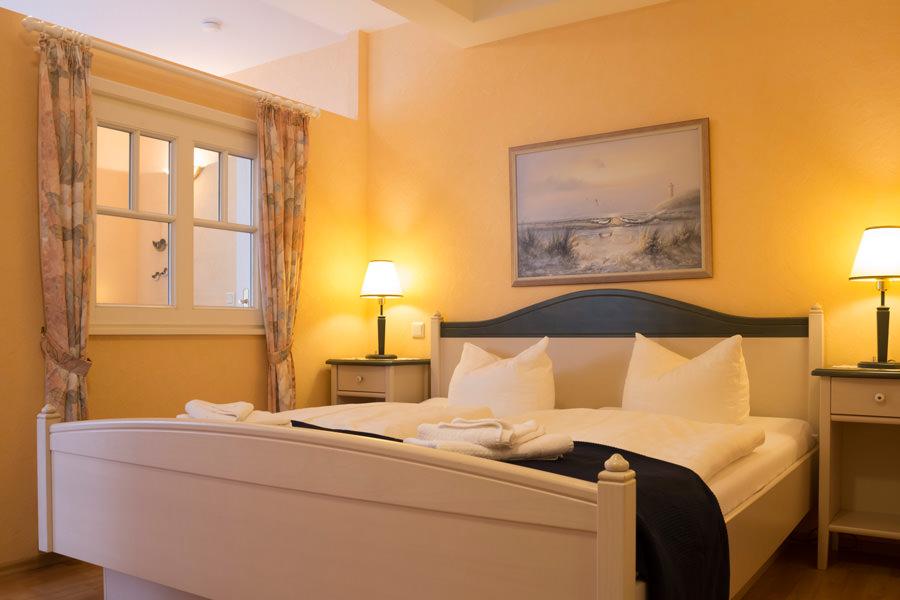 Rügen-Urlaub in Baabe in der Fewo im Apartmenthaus Hanseatic