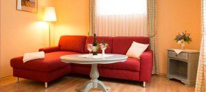 Rügenurlaub in Baabe in der Ferienwohnung im Apartmenthaus Hanseatic in direkter Strandnähe
