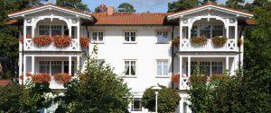 Appartementhaus Hanseatic im Ostseebad Baabe auf Rügen