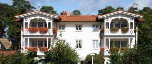 Appartementhaus Hanseatic im Ostseebad Baabe auf der Insel Rügen