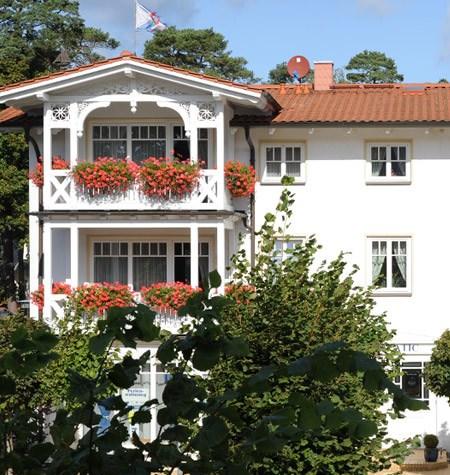 Urlaub im Appartementhaus Hanseatic im Ostseebad Baabe auf Rügen
