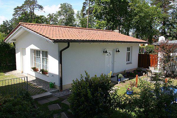 Ferienhaus Kogge im Ostseebad Baabe auf Rügen zwischen Sellin und Göhren