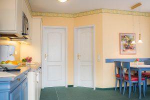 Zimmer der Ferienwohnung vom Appartementhaus Hanseatic im Ostseebad Baabe auf Rügen